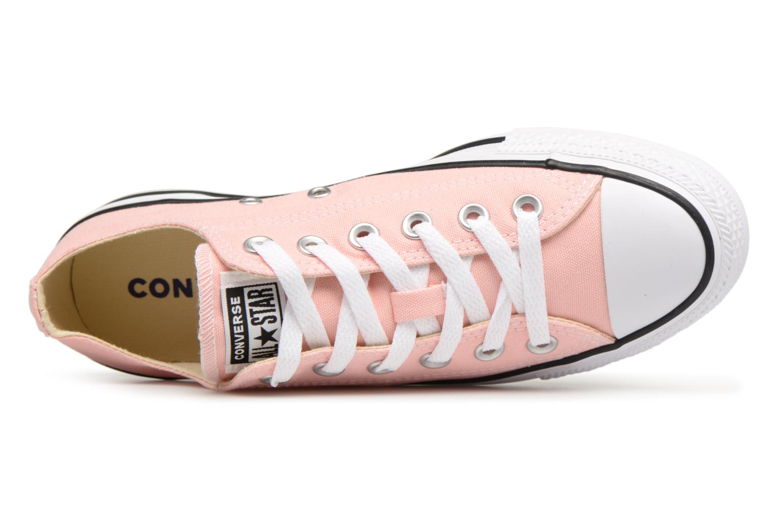 Storm Pink Chuck Ox Converse W Taylor xBedCo