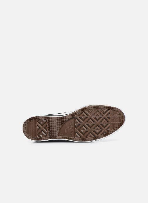 Sneaker Converse Chuck Taylor Lift Hi schwarz ansicht von oben