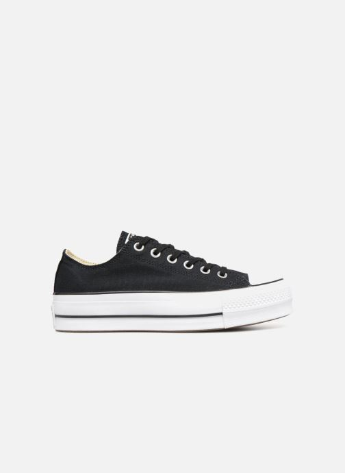Trainers Converse Chuck Taylor Lift Ox Black back view