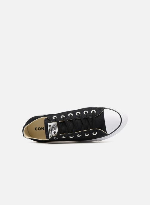 Trainers Converse Chuck Taylor Lift Ox Black view from the left