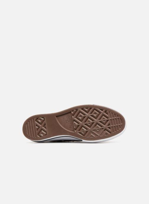 Sneaker Converse Chuck Taylor Lift Ox schwarz ansicht von oben