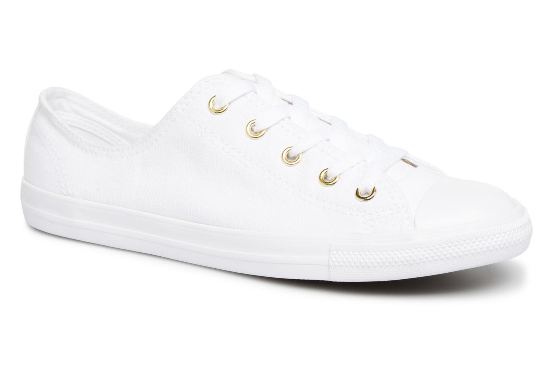 Zapatos casuales salvajes  Converse Chuck Taylor Deportivas Dainty Ox (Blanco) - Deportivas Taylor en Más cómodo 440d5b