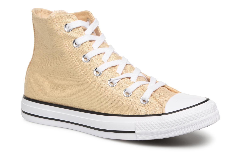 Nuevos mujeres, zapatos para hombres y mujeres, Nuevos descuento por tiempo limitado  Converse Chuck Taylor Hi Light (Oro y bronce) - Deportivas en Más cómodo 3e3ef9