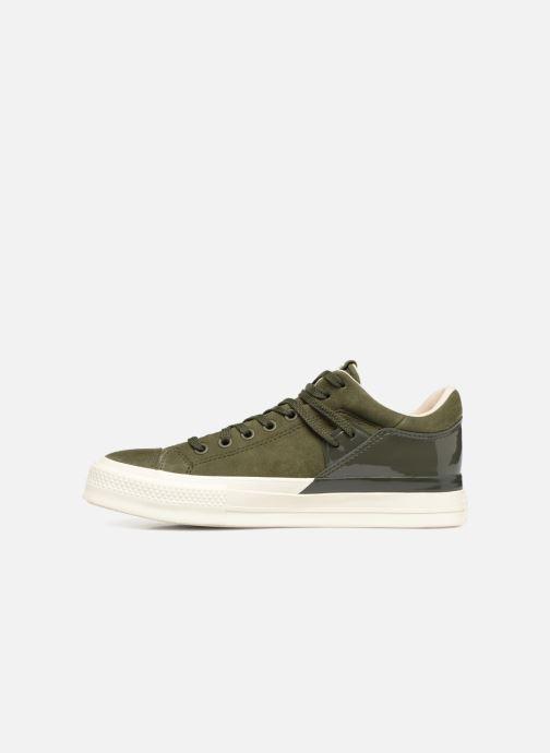 Sneaker Converse Chuck Taylor Becca Ox grün ansicht von vorne