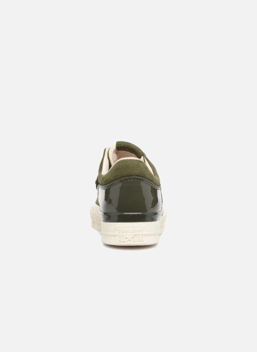 Sneaker Converse Chuck Taylor Becca Ox grün ansicht von rechts
