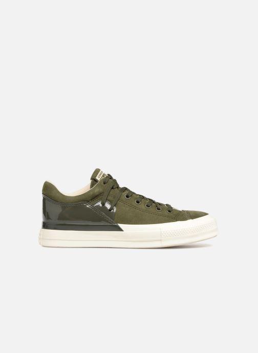 Sneaker Converse Chuck Taylor Becca Ox grün ansicht von hinten