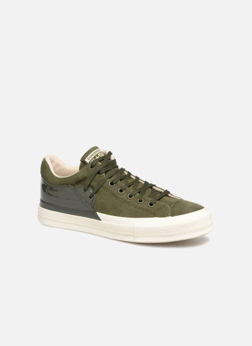 Sneaker Converse Chuck Taylor Becca Ox grün detaillierte ansicht/modell