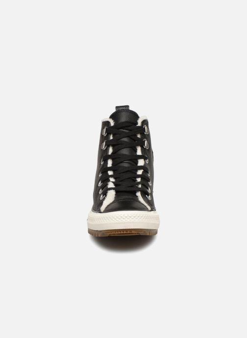 Baskets Converse Chuck Taylor Hiker Boot Hi Noir vue portées chaussures