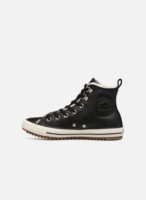 Sneakers Converse Chuck Taylor Hiker Boot Hi Zwart voorkant