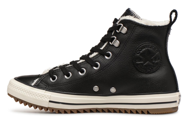 Baskets Converse Chuck Taylor Hiker Boot Hi Noir vue face