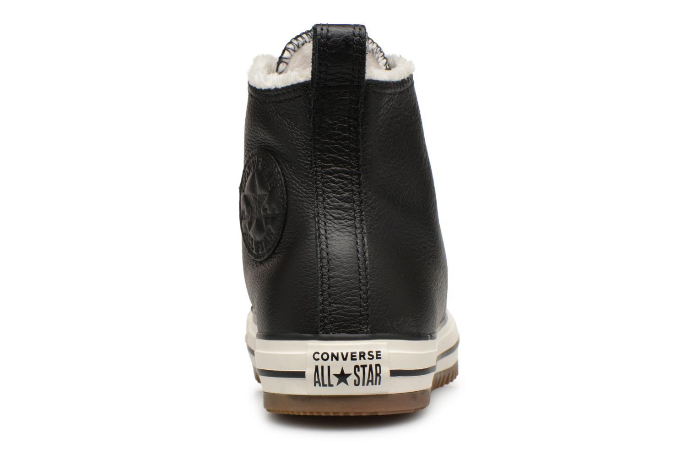 Baskets Converse Chuck Taylor Hiker Boot Hi Noir vue droite