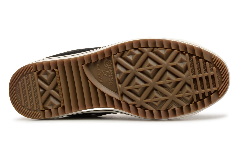 Baskets Converse Chuck Taylor Hiker Boot Hi Noir vue haut