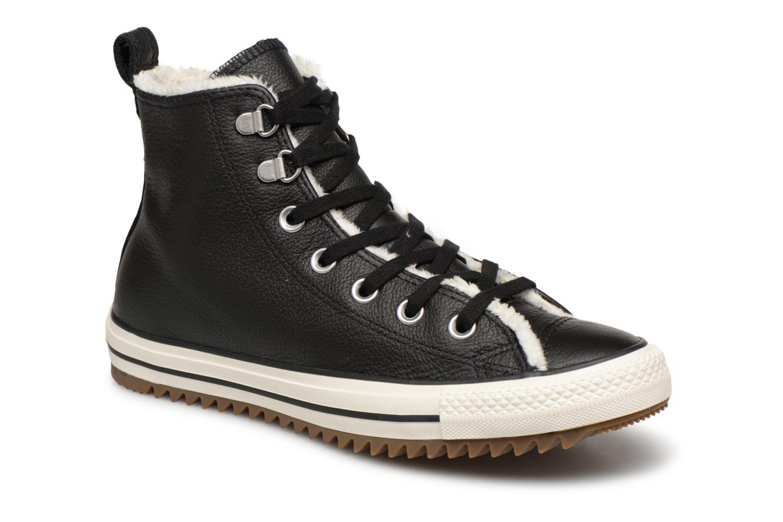 Baskets Converse Chuck Taylor Hiker Boot Hi Noir vue détail/paire