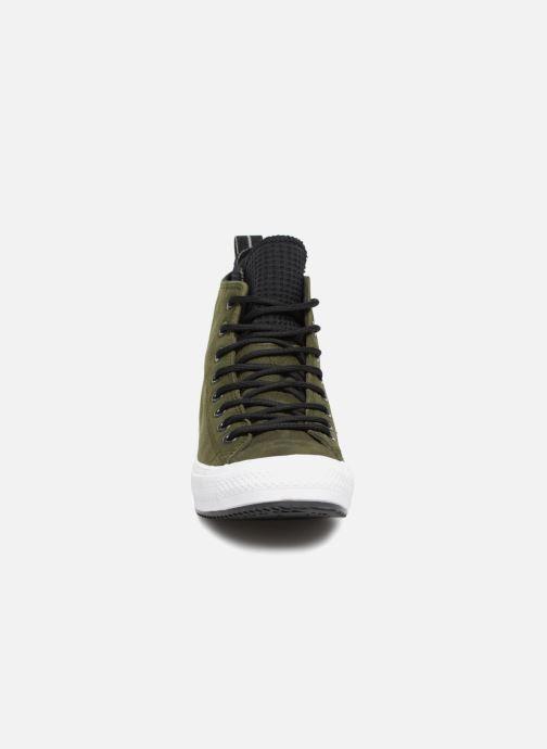 Sneaker Converse Chuck Taylor Wp Boot Hi grün schuhe getragen