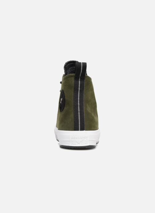 Trainers Converse Chuck Taylor Wp Boot Hi Green view from the right