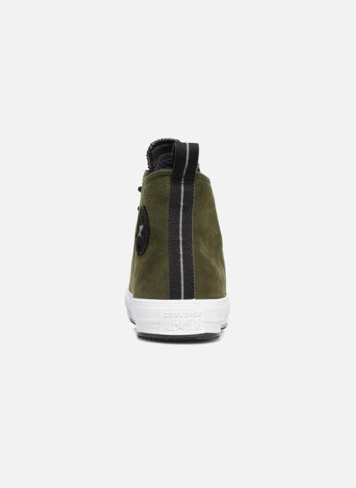 Sneaker Converse Chuck Taylor Wp Boot Hi grün ansicht von rechts