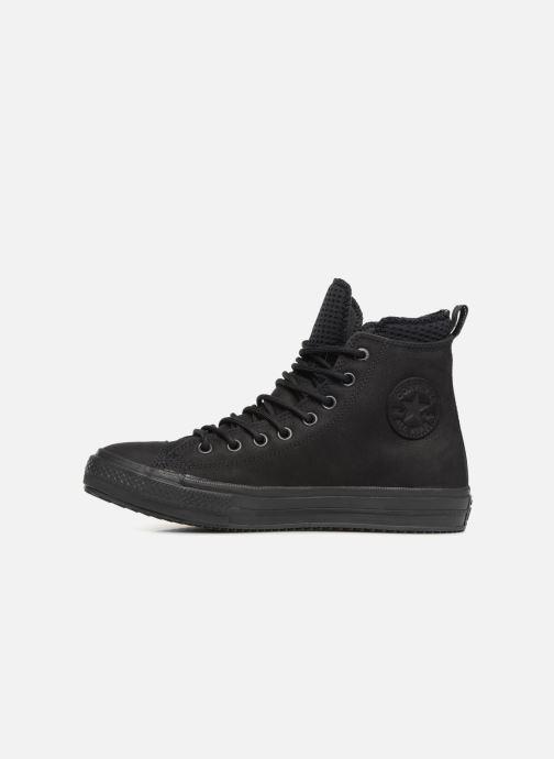Sneaker Converse Chuck Taylor Wp Boot Hi schwarz ansicht von vorne