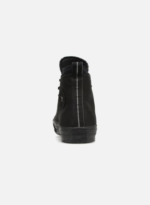 Sneaker Converse Chuck Taylor Wp Boot Hi schwarz ansicht von rechts