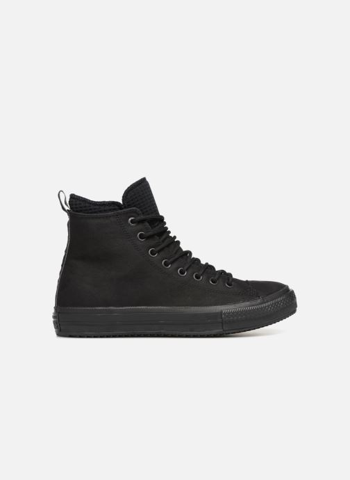Sneaker Converse Chuck Taylor Wp Boot Hi schwarz ansicht von hinten