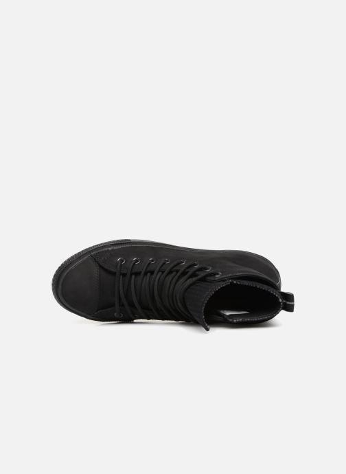 Sneaker Converse Chuck Taylor Wp Boot Hi schwarz ansicht von links