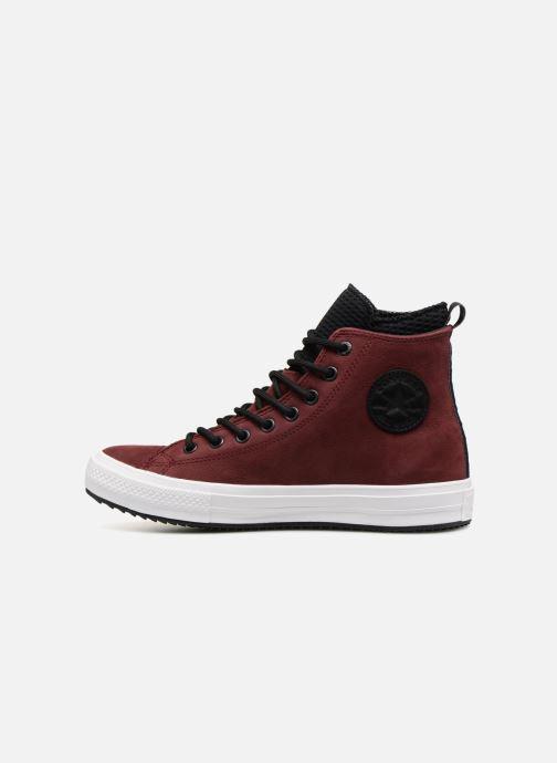 Sneaker Converse Chuck Taylor Wp Boot Hi weinrot ansicht von vorne
