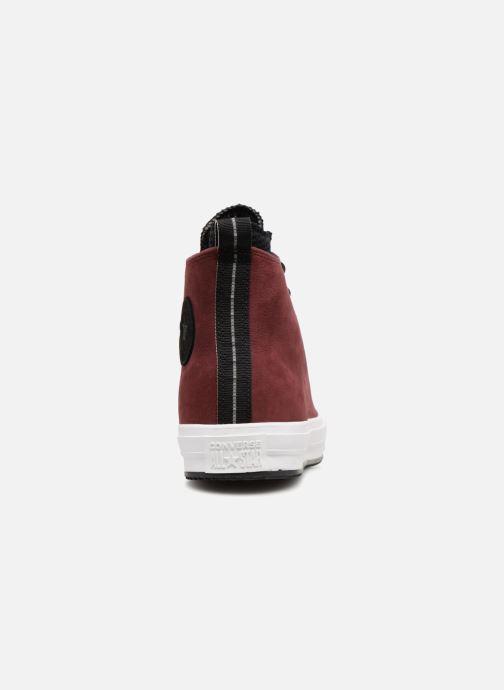 Sneaker Converse Chuck Taylor Wp Boot Hi weinrot ansicht von rechts