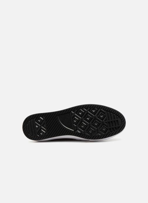 Sneaker Converse Chuck Taylor Wp Boot Hi weinrot ansicht von oben