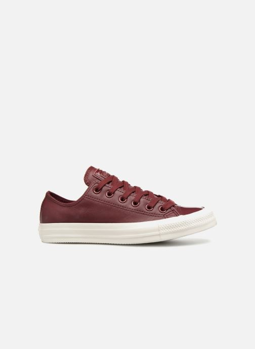 Trainers Converse Chuck Taylor Ox  W Burgundy back view
