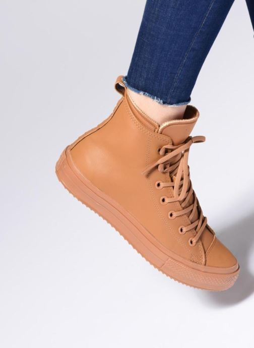 Sneakers Converse Chuck Taylor Wp Boot Hi Bruin onder