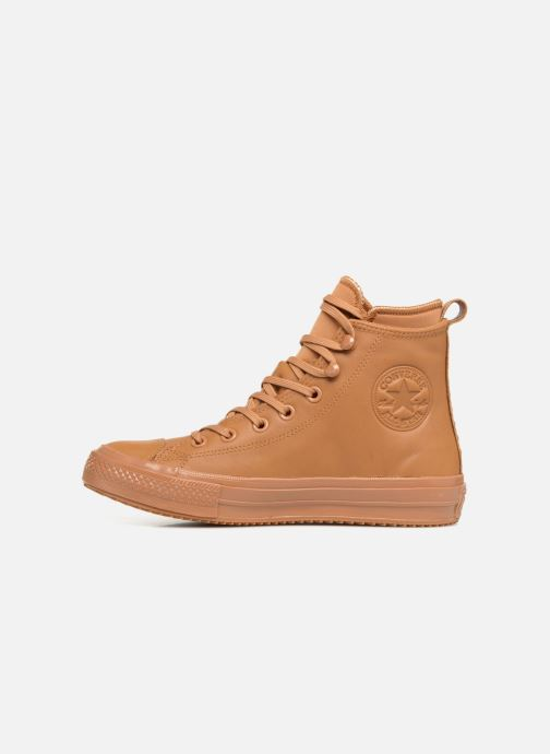 Trainers Converse Chuck Taylor Wp Boot Hi Brown front view