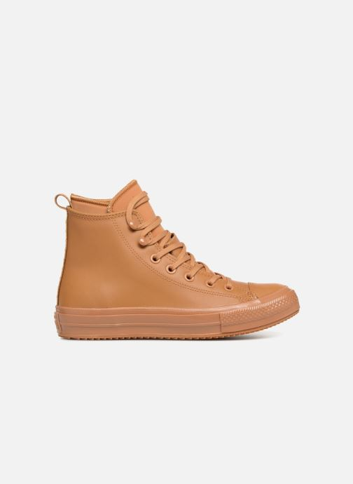 Sneakers Converse Chuck Taylor Wp Boot Hi Bruin achterkant