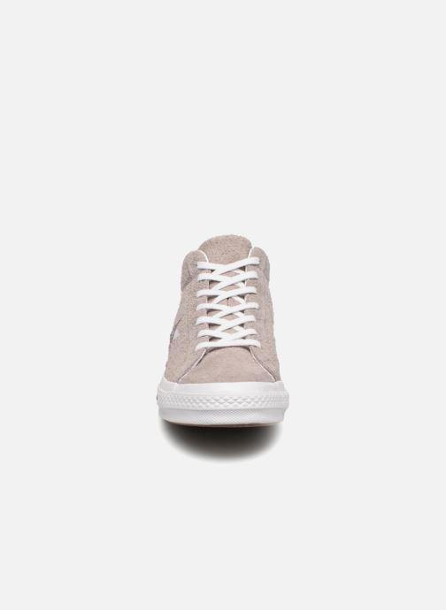 Star Converse white One Mercury Baskets Mid Grey white WEIYDH29