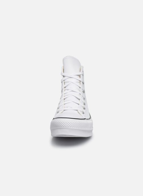Sneakers Converse Chuck Taylor Lift Clean Hi Wit model