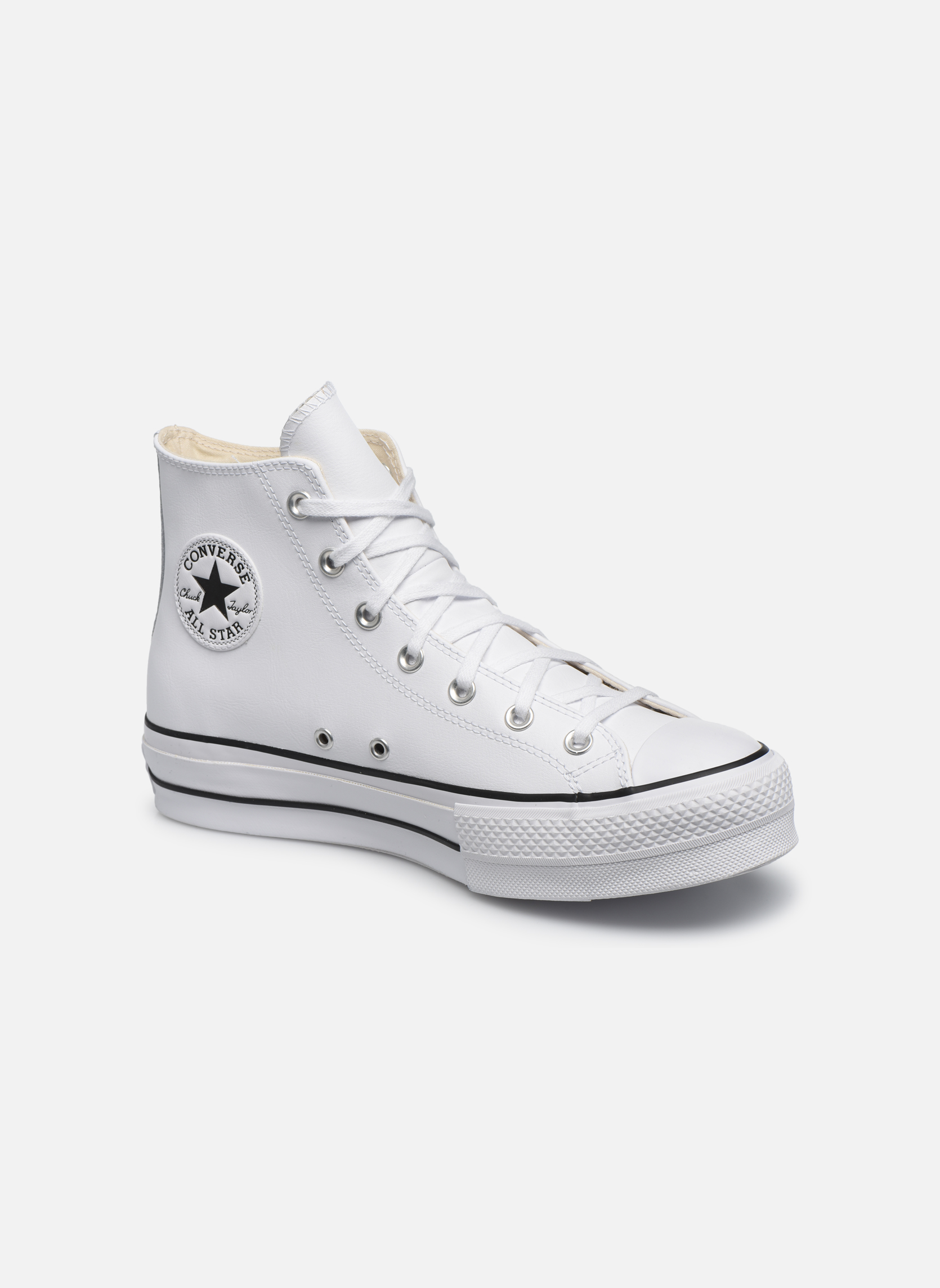 Deportivas Mujer Chuck Taylor Lift Clean Hi