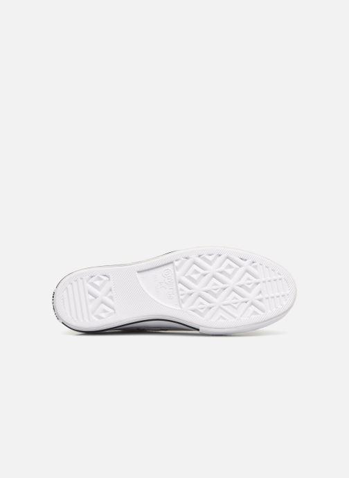 Sneakers Converse Chuck Taylor Lift Clean Ox Bianco immagine dall'alto