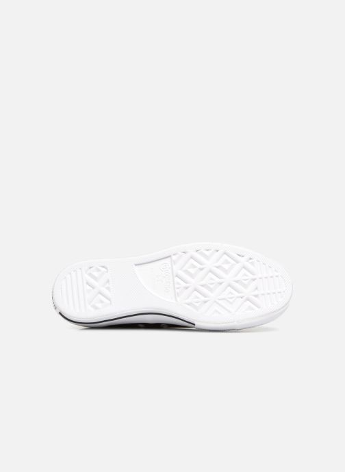 Sneakers Converse Chuck Taylor Lift Clean Ox Zwart boven