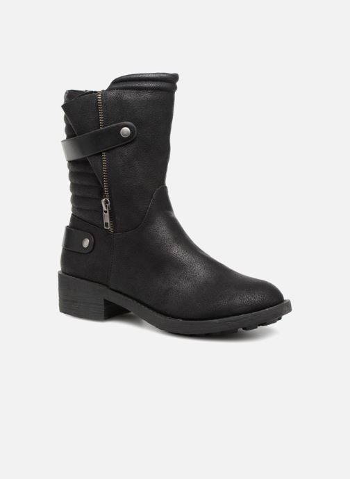 Biker Boots Noires