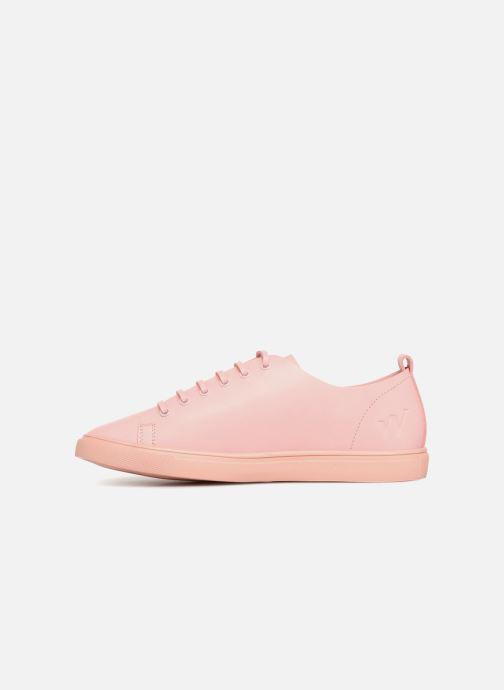 Sneaker Vanessa Wu Tennis Rose rosa ansicht von vorne