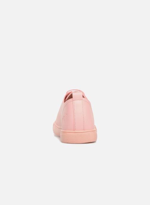 Sneaker Vanessa Wu Tennis Rose rosa ansicht von rechts