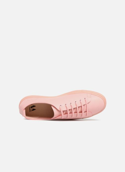 Sneaker Vanessa Wu Tennis Rose rosa ansicht von links