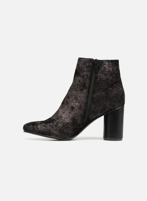 Bottines et boots Vanessa Wu Bottines Anthracite Gris vue face