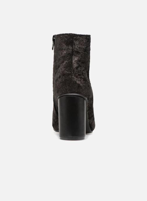 Bottines et boots Vanessa Wu Bottines Anthracite Gris vue droite