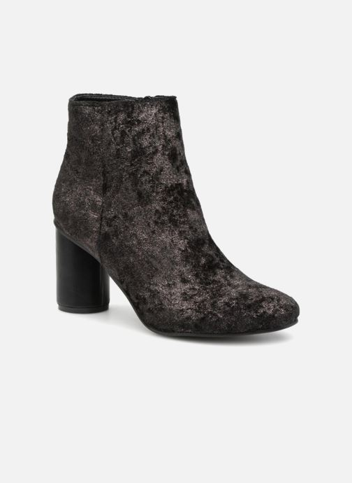 Bottines et boots Vanessa Wu Bottines Anthracite Gris vue détail/paire