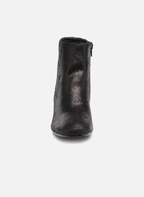 Talons Vanessa Wu NoiresnoirEt Bottines Boots Sarenza340611 À Chez n0PN8wkZOX