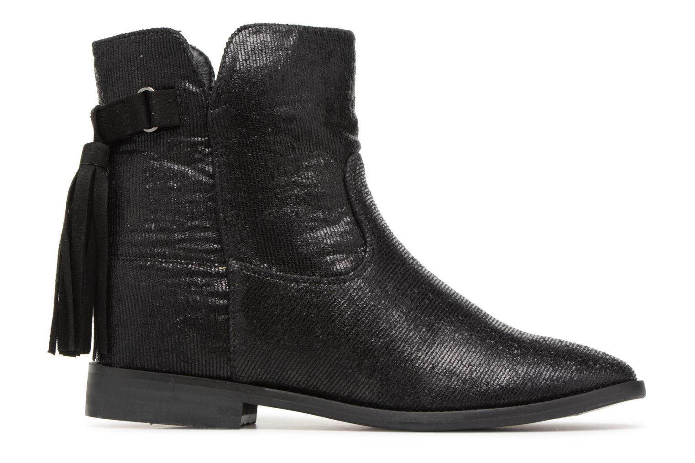 Vanessa Wu Bottines Plates Noires Noires Noires (Negro) - Botines  en Más cómodo Los últimos zapatos de descuento para hombres y mujeres e5fa85