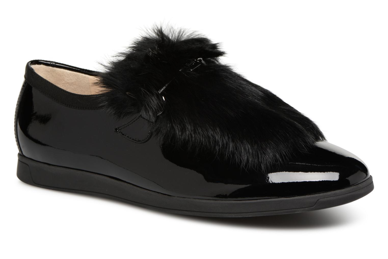 HÖGL Chinchilla (Black) - Loafers (340774) chez (340774) Loafers 32aeec