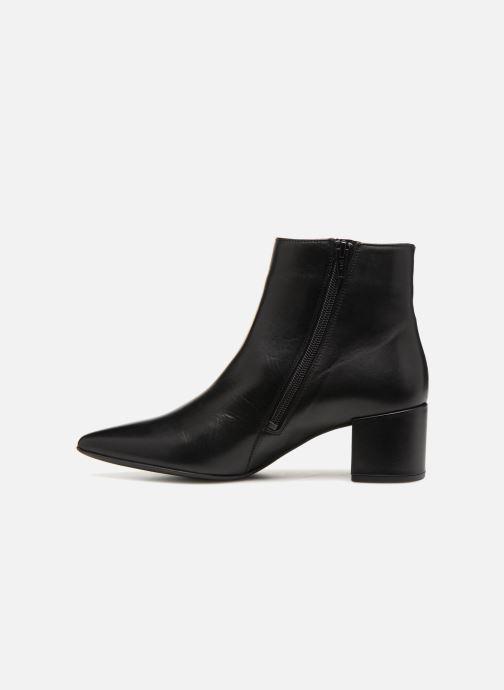Bottines et boots HÖGL Publicity Noir vue face