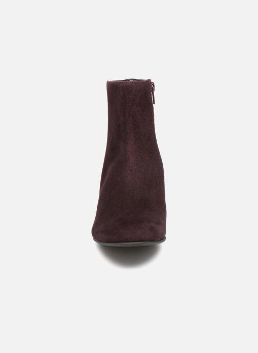 Bottines et boots HÖGL Daydream Rouge vue portées chaussures