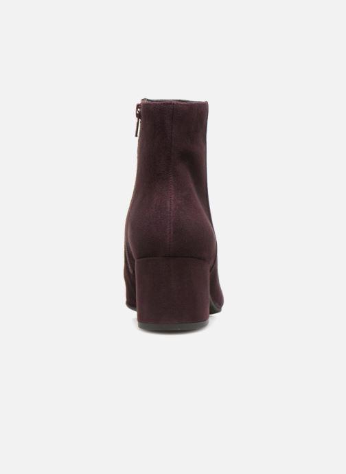 Bottines et boots HÖGL Daydream Rouge vue droite