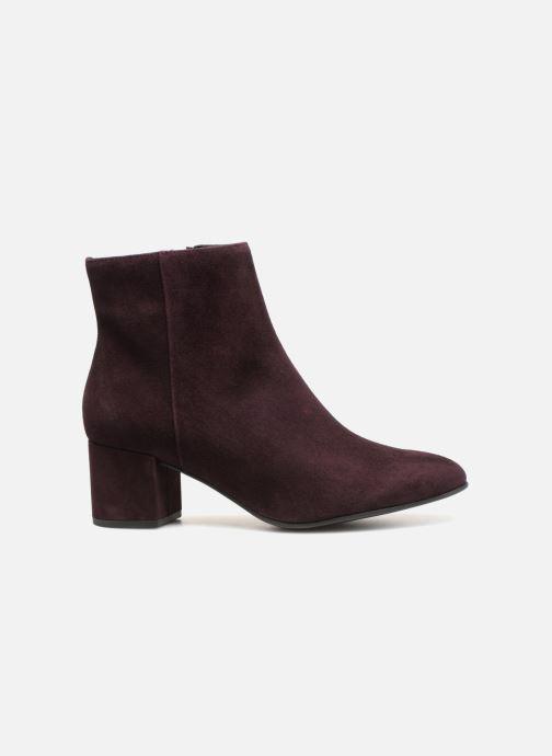 Boots en enkellaarsjes HÖGL Daydream Rood achterkant